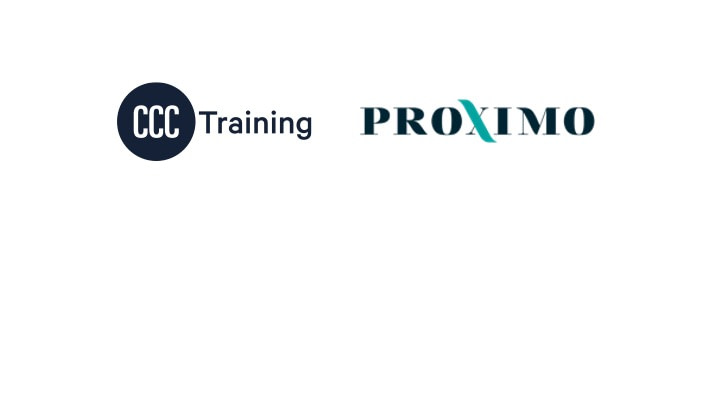 Proximo and CCC Training form events training venture